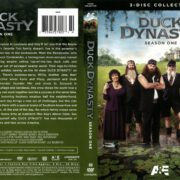 Duck Dynasty Season 1 (2012) R1 DVD Cover
