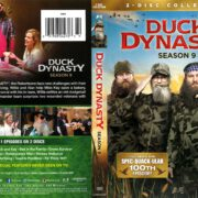 Duck Dynasty Season 9 (2015) R1 DVD Cover