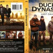 Duck Dynasty Season 11-The Final Season: Last Call (2017) R1 DVD Cover