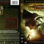 Dungeons and Dragons: Wrath of the Dragon God (2005) R1 DVD Cover