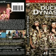 Duck Dynasty Season 3 (2013) R1 DVD Cover