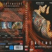 The Tattooist (2007) R2 German Cover & label