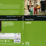 Leben! – Huo zhe (1994) R2 German Cover & label