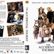 The Accidental Tourist (1988) R1 Custom DVD Cover & Label