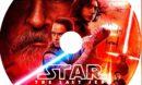 Star Wars the last jedi (2018) R0 CUSTOM DVD Label