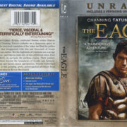 The Eagle (2011) R1 Blu-Ray Cover & Label