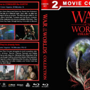 War of the Worlds Collection (1953-2005) R1 Custom Blu-Ray Cover