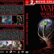 War of the Worlds Collection (1953-2005) R1 Custom DVD Cover