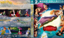 Peter Pan Collection (1953-2002) R1 Custom Blu-Ray Cover