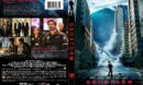 Geostorm (2017) R1 Custom DVD Cover