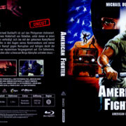 American Fighter (1985) R2 German Blu-Ray Covers