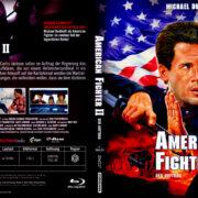 American Fighter 2 - Der Auftrag (1987) R2 German Blu-Ray Covers