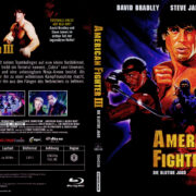 American Fighter III (1989) R2 German Blu-Ray Covers