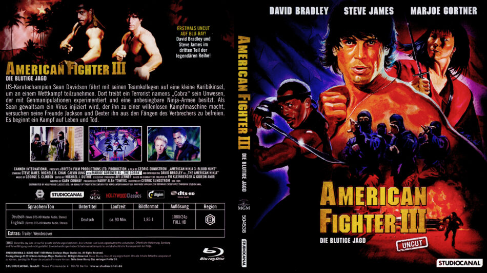 American Fighter 3