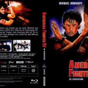 American Fighter 4 – Die Vernichtung (1990) R2 German Blu-Ray Covers