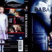 Der Babadook (2014) R2 German Blu-Ray Covers