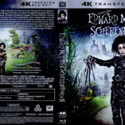 Edward mit den Scherenhänden (1990) R2 German Blu-Ray Covers