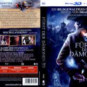 Fürst der Dämonen (2014) R2 German Blu-Ray Covers