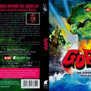 Gorgo (1961) R2 German Blu-Ray Covers