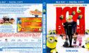 Ich - Einfach unverbesserlich (2010) R2 German Blu-Ray Cover