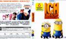 Ich - Einfach unverbesserlich 2 (2013) R2 German Blu-Ray Covers