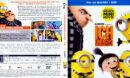 Ich - Einfach unverbesserlich 3 (2017) R2 German Blu-Ray Covers