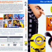 Ich – Einfach unverbesserlich 3 (2017) R2 German Blu-Ray Covers