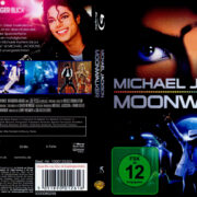 Moonwalker (1988) R2 German Blu-Ray Cover