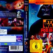 Star Wars: Rebels (2015) R2 German Blu-Ray Cover