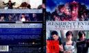 Resident Evil: Vendetta (2017) R2 German Blu-Ray Cover
