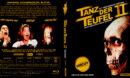 Tanz der Teufel 2 - Jetzt wird noch mehr getanzt (1987) R2 German Blu-Ray Covers