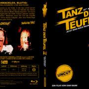 Tanz der Teufel 2 – Jetzt wird noch mehr getanzt (1987) R2 German Blu-Ray Covers