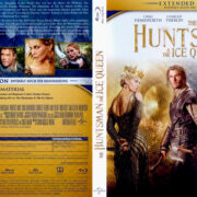 The Huntsman & the Ice Queen (2016) R2 German Blu-Ray Covers