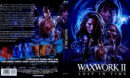 WaxWork II (1992) R2 German Blu-Ray Covers