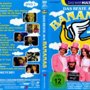 Bananas (1981) R2 German DVD Covers