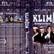 Klimbim (1973) R2 German DVD Covers