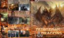 Dungeons & Dragons Collection (2000-2012) R1 Custom DVD Cover