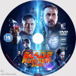 Blade Runner 2049 (2017) R0 Custom DVD Label