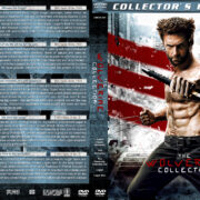 The Wolverine Collection (2009-2017) R1 Custom DVD Cover