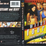Wild Things: Foursome (2010) R1 Blu-Ray Cover & Label