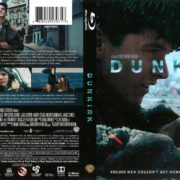 Dunkirk (2017) R1 Blu-Ray Cover