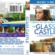 The Glass Castle (2017) R1 Blu-Ray Cover