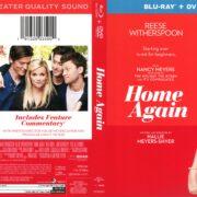 Home Again (2017) R1 Blu-Ray Cover