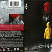 It (2017) R1 Blu-Ray Cover