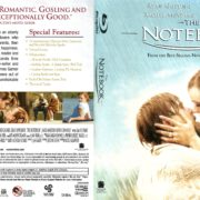 The Notebook (2004) R1 Blu-Ray Cover