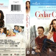 Cedar Cove Season 3 (2015) R1 DVD Cover