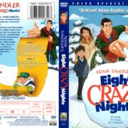 Eight Crazy Nights (2002) R1 DVD Cover