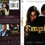 Empire Season 1 (2015) R1 DVD Cover