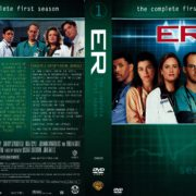 ER Season 1 (1995) R1 DVD Cover