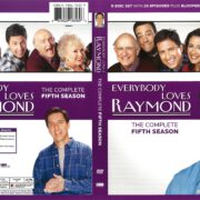 Everybody Loves Raymond Season 5 (2011) R1 DVD Cover